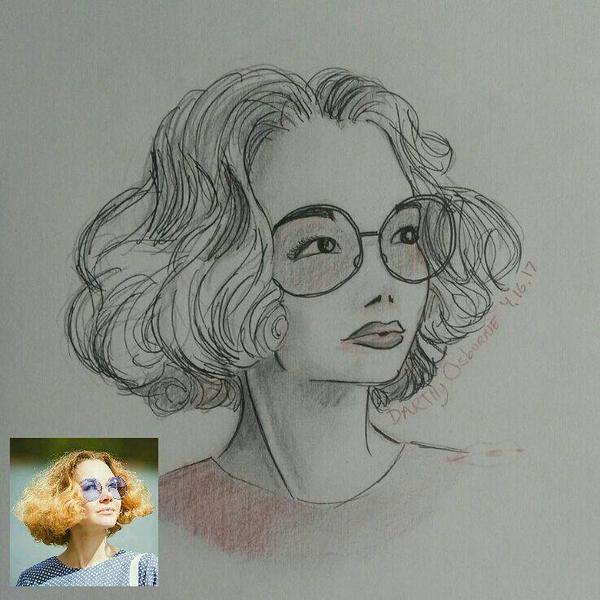 Rad Glasses  by DarkMageComet