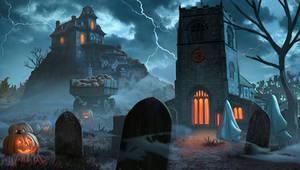 Benny's Spooky Edit War contest