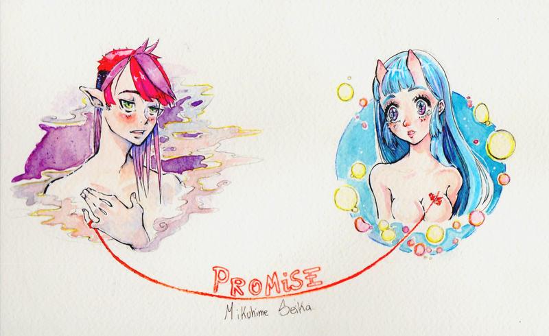 Promise by MikuhimeSeika