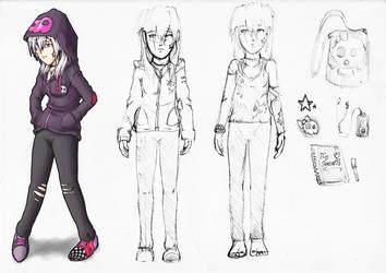 Sabrina (Concept) by TrickyPhantom