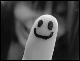 smiley face. by Bucikah