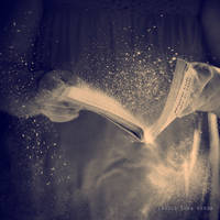 For the magic of books by Bucikah