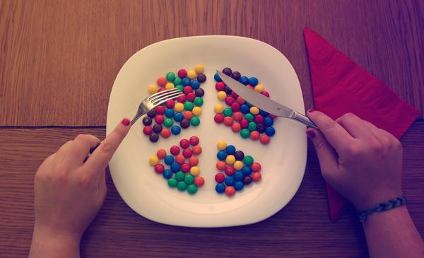 Eat peace, feel peace by Bucikah