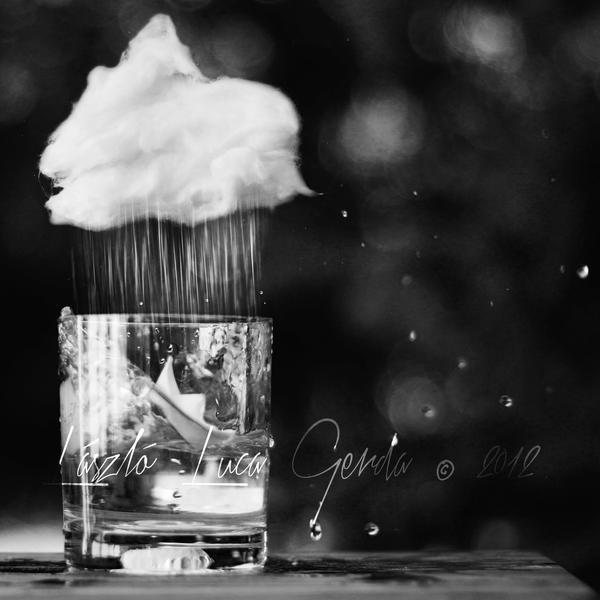into stormy seas by Bucikah