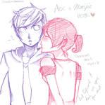 HOTR - Alex x Marijie
