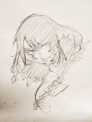 (OC) Hevenna, on paper