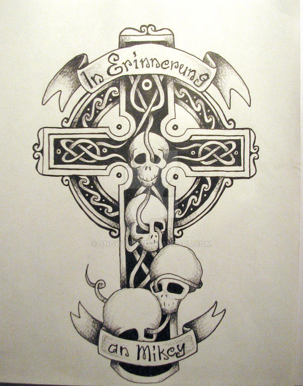 Celtic cross in german by snowtraz on deviantart celtic cross in german by snowtraz publicscrutiny Image collections