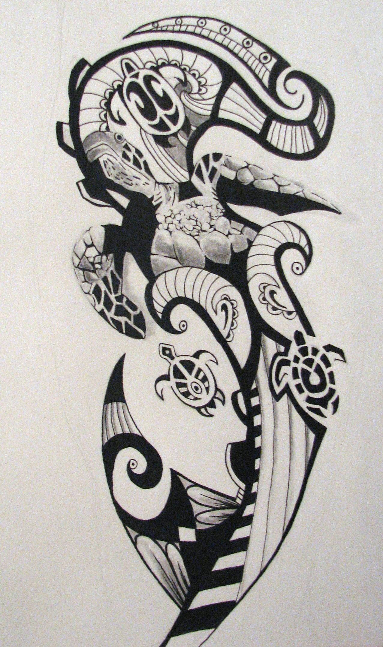 maori tribal tattoo tattoos heart deviantart tribe lord