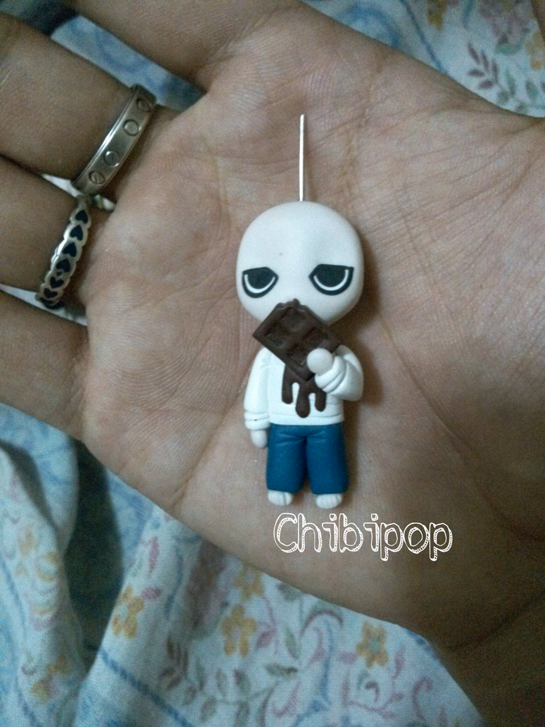 L of Death note handmade polymer clay chubi (wip) by chujhin24 on ...