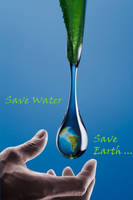 Save Water- Save Earth by VasSha