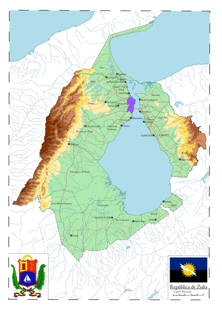 Republic of Zulia by LaplandAr