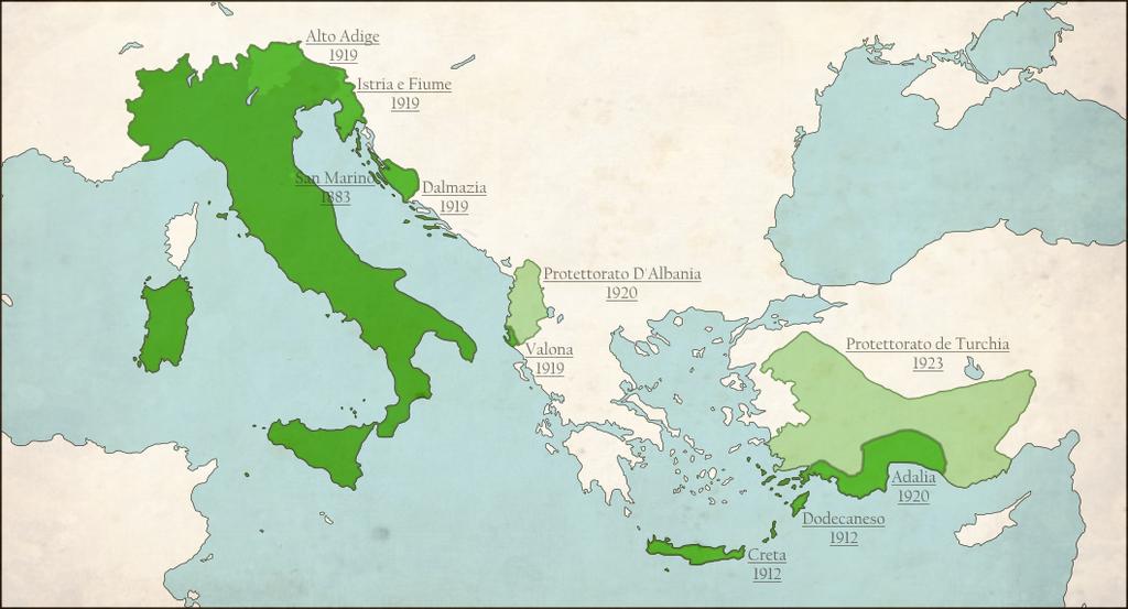 Italia Magna by LaplandAr