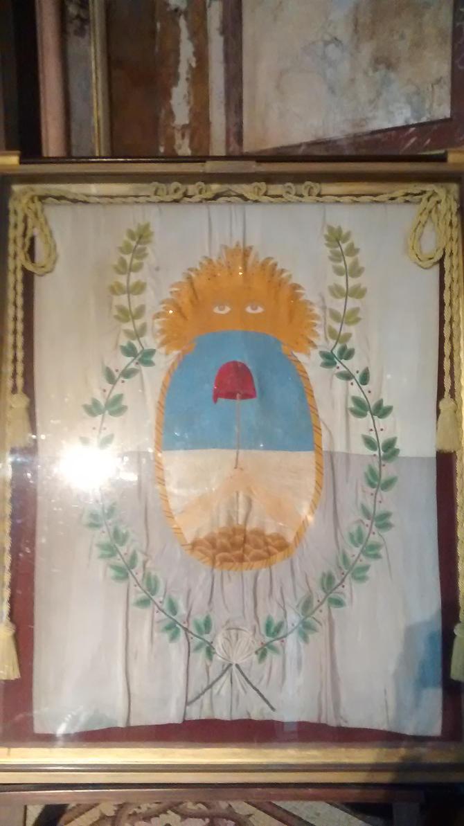 Bandera de los Andes by LaplandAr