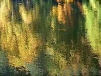 Gold Lake by Wirikos