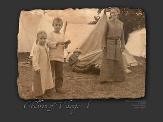 Children of Vikings - 6 by Wirikos