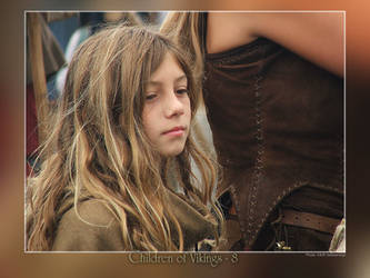 Children of Vikings - 8 by Wirikos