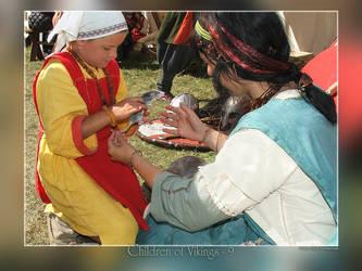 Children of Vikings - 9 by Wirikos