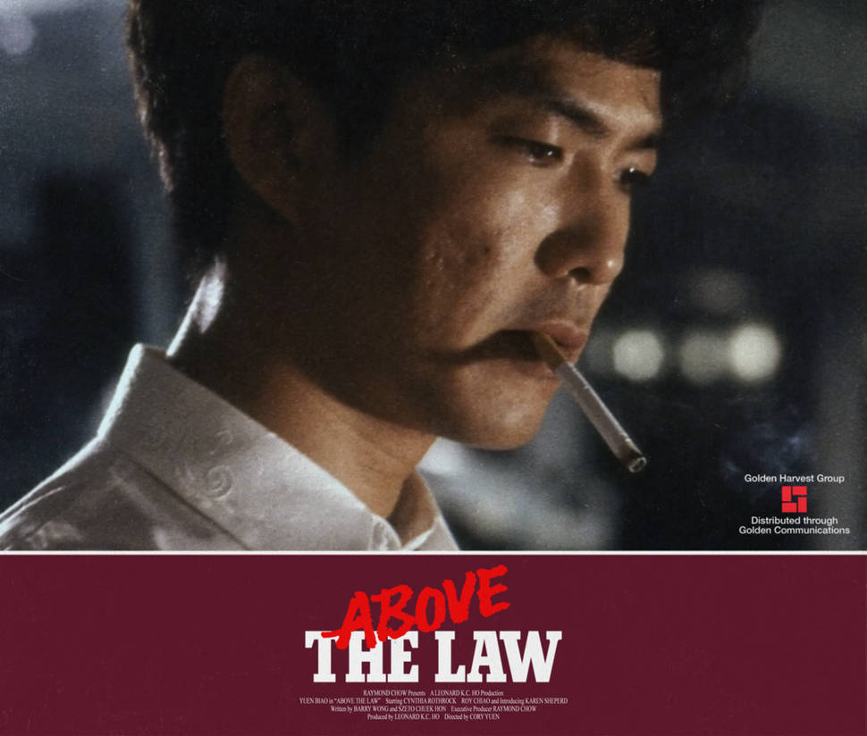 Above the Law - Card #1 by Levtones on DeviantArt