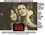 Casualties of War (1989) - Quad Poster by Levtones
