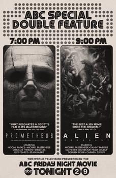 Prometheus (2012) and Alien: Covenant (2017)