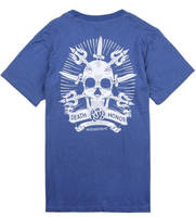 The Expendables Death Honor Skull logo t shirt by cosplaysky123