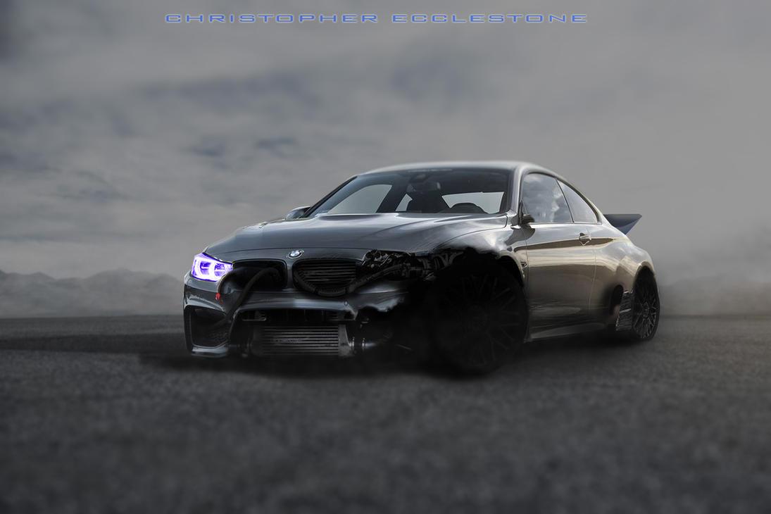 BMW M4 Drift Pig by cjeccybut
