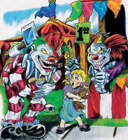 dont feed the clowns by lordholderby