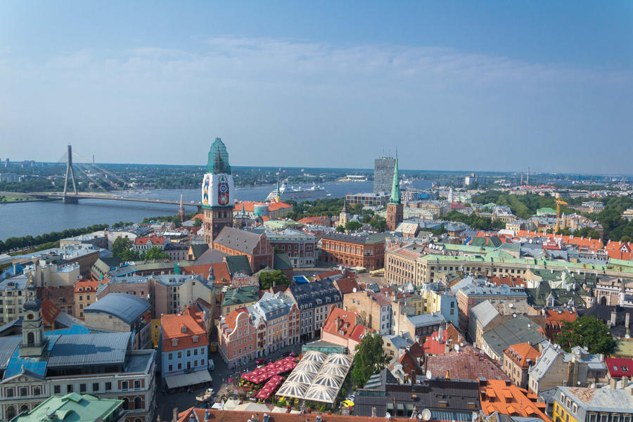Riga by entrepot