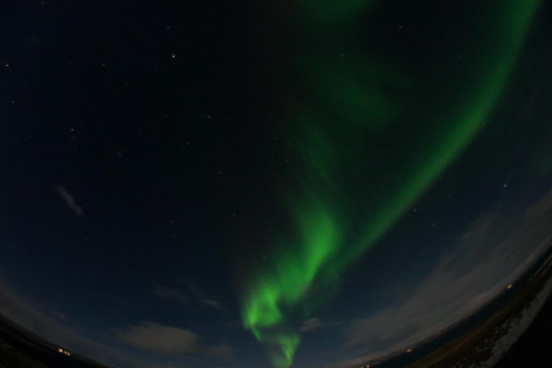 Northern Lights by entrepot