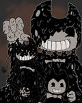 Bendy and the ink machine Bendy wallpaper
