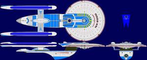 USS Excelsior Prototype Mod