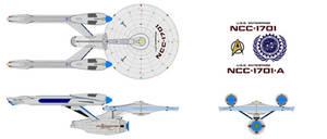 Star Trek Next Sequel Connie Refit (Proposal 01)