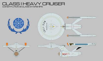 Jason's Phase II Enterprise by Gundam1701