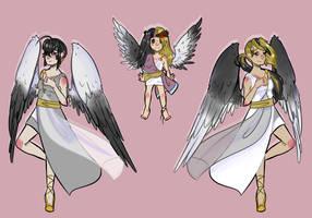 Practice-Humans-Angels