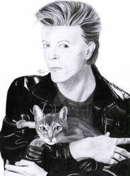 David Bowie 2 by spihh110