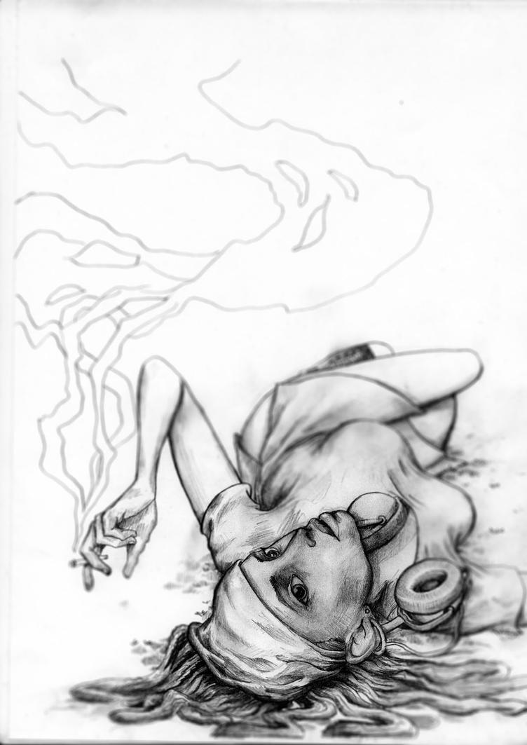 Thnks for smoke Mary Jane by budilnik