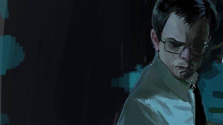 Random IMDB screenshot paintings. by budilnik