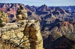 Grand Canyon Head Stone