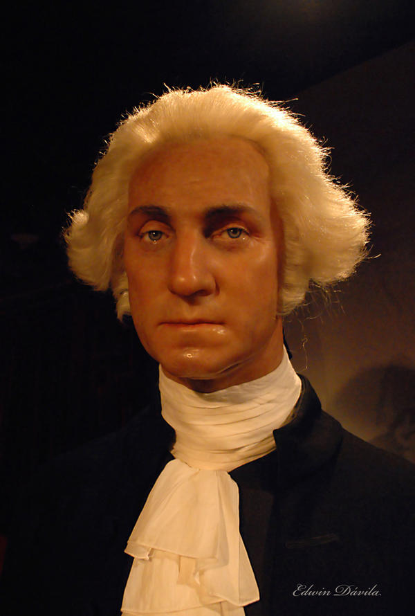 George Washington by E-Davila-Photography