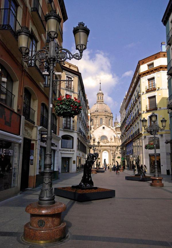Zaragoza, Spain by E-Davila-Photography