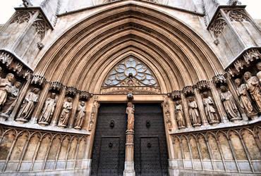 Medieval Architecture by E-Davila-Photography