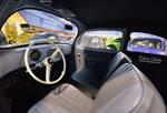 1957 VW Cockpit