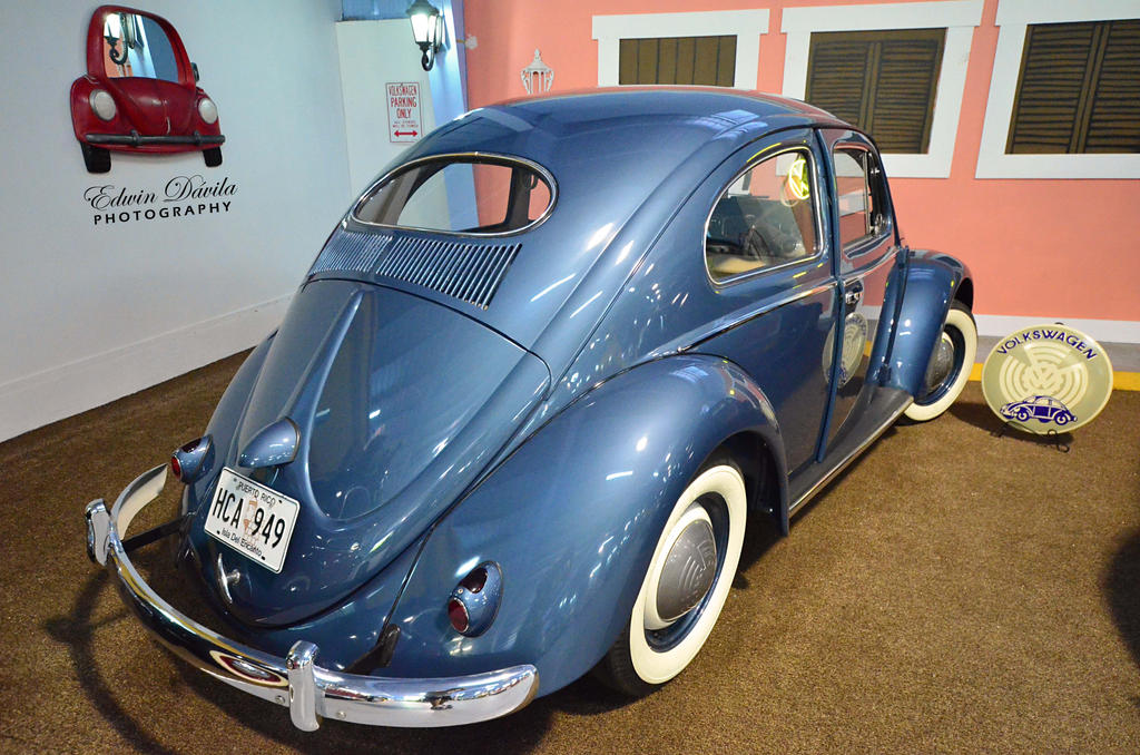 1954 VW Beetle by E-Davila-Photography on DeviantArt
