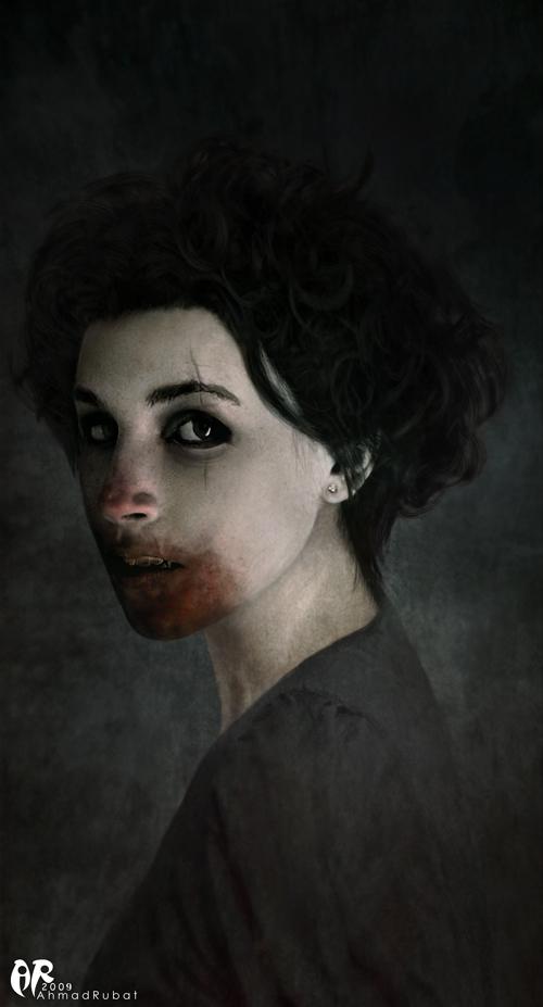 Vampire Girl by Rubat-A