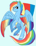 Rainbow dash GENERATION 5
