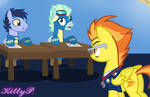 .: Next Gen :. MLP - training the new cadets