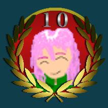 ixbar3000 10-Year Anniversary Icon