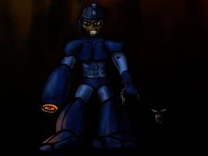 Megaman and Rush