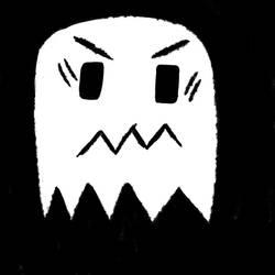 Inktober 2019 #22 - Ghost