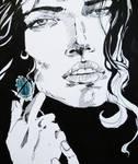 ASOIAF / Lyanna sketch IV